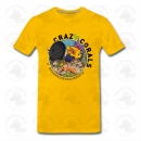 Crazy Corals T-Shirt Yellow